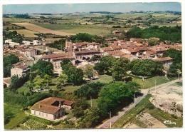MONTGISCARD Vue Générale Aérienne (CIM) Haute Garonne (31) - France