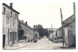CPSM Bettaincourt-sur-Rognon - Carrefour Route Nationale - Unclassified