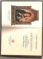 ARGENTINE ANTOLOGIA P PABLO SCHNEIDER EDITRIAL POBLET BUENOS AIRES 1946 - Poetry