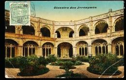 MOZAMBIQUE DIVERS / Claustro Dos Jeronymos / - Mozambique
