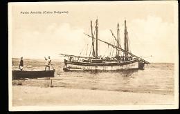 MOZAMBIQUE DIVERS / Porto Amélia (Cabo Delgado) / - Mozambique