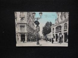 Vichy :  Rue De Nimes. Crédit Lyonnais.et Société Générale. - Vichy
