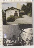 PO1531C# TRENTO - SCURELLE - RIFUGIO CRUCOLO  VG 1995 - Trento