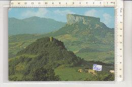 PO1560C# REGGIO EMILIA - APPENNINO REGGIANO - TORRE DI FELINA E PIETRA DI BISMONTOVA   VG 1982 - Reggio Emilia