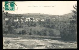 74 CHILLY / Village De Coucy / - Autres Communes
