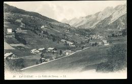 74 LA CLUSAZ / La Vallée Du Fernuy / - La Clusaz