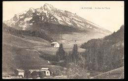 74 LA CLUSAZ / Rocher De L'Etale / - La Clusaz