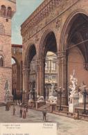 Loggia Dei Lanzi, Arcade Del Lanzi, FIRENZE (Tuscany), Italy, 1900-1910s - Firenze
