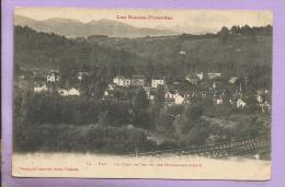 64 - PAU - Le Pont De Fer Et Les Montagnes D'Anie - Pau