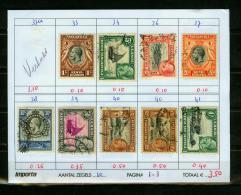 Britsh Colonies,9V,small Restlot  See Scan(UBEG1-3) - Groot-Brittannië (oude Kolonies En Protectoraten)