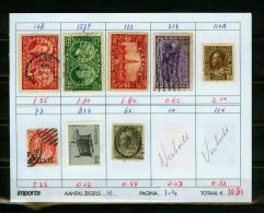 Britsh Colonies,8V,small Restlot  See Scan(UBEG1-14) - Groot-Brittannië (oude Kolonies En Protectoraten)