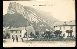 74 FAVERGES / La Gare / - Faverges
