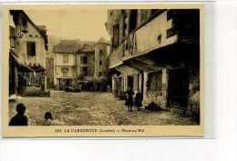 LOZERE          LA CANOURGUE    PLACE AU BLE - France