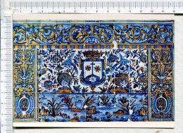 COIMBRA - Frontal De Altar - Azulejos Do Sec. XVII -   Devant D Autel  -  Tuiles Peintres Du  XVIIè S. - Museu Nacional - Coimbra