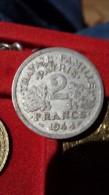 2 Francs 1944C - France