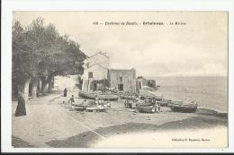 ERBALUNGA , LA MARINE - Francia