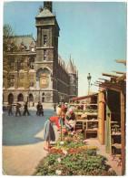 CP, 75, PARIS, Le Marché Aux Fleurs, écrite - Non Classés