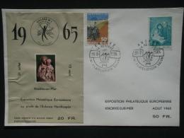 E 93. Op Brief , Oplage 500 Ex. Genummerd - Sur Lettre, Tirage 500 Ex, Numéroté - Bahnwesen