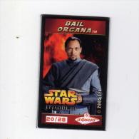 STAR WARS - MAGNET LE GAULOIS N°20/28 BAIL ORGANA - 2005 - ETAT EXCELLENT - Personnages