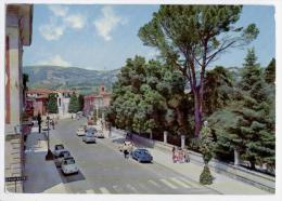 SAN SEVERINO MARCHE, VIALE UMBERTO, VG 2001    **** - Macerata