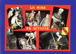 +5932)  LE MOLAY LITTRY  Musée De La Mine  Cp Année 88  : Une Legere Cornure Sinon Très Très Bon état : 7 - Mijnen