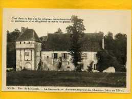 37 161 - Environs  De LOCHES La Corroirie Du Liget - Loches