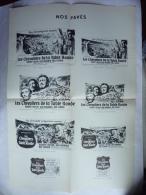 petite Affiche Les chevaliers de la table ronde Robert Taylor - Ava Gardner - Anne Crawford