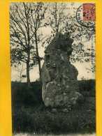D 186 Environs De Loudun Menhir De Ternay - Loudun