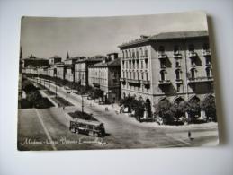 MODENA   BUS  PULLMAN   - EMILIA ROMAGNA -   VIAGGIATA COME DA FOTO - Modena