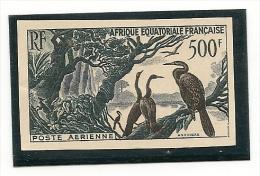 A.E.F -Poste Aérienne N° 53 Non Dentele - Unused Stamps