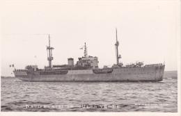 Bateau Marine Nationale Militaire Jules Verne Atelier  Année ?  Marius Bar Equipage - Guerra