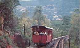 Penang Hill Railway, Malaya - Malesia