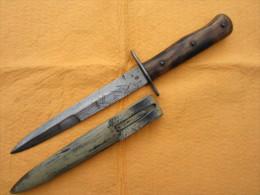 Couteau -dague D'assault - 1939-45