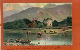 CPA Tableau , Old Inverlochy Castel,  Par OILETTE, ,  ,  Sept 2013 859 - Tuck, Raphael