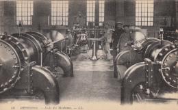 62 BETHUNE  SALLE DES MACHINES - Bethune
