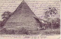 COSTA RICA - (1900) Palenque De Indios En Talamanca - D4 - Costa Rica