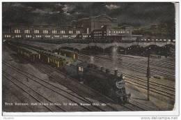 D23 3 - ETATS UNIS - KANSAS CITY - Train Entrance - New Union Station - - Etats-Unis