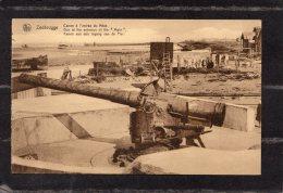 "41582     Belgio,    Zeebrugge -  Canon  A L""entree  Du  Mole,  NV - Zeebrugge"
