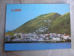 Portugal - Azores Acores - S. Jorge      D109198 - Açores