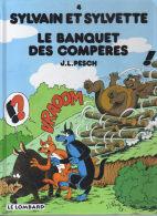 """Séribis N° 4 """"Le Banquet Des Compères"""" - Sylvain Et Sylvette"""