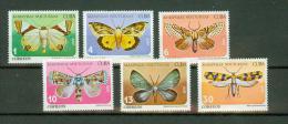 Cuba 1979,4V,schmetterlinge,vlinders,papillons,MNH/Postfrs, (E1717) - Papillons
