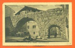 """Italie - Aoste  """"  Portes Pretoriennes  """" - Aosta"""