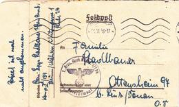 Feldpost World War 2: Gren. Ausb. Komp. I/134 In Brünn, Mähren Dtd Brünn 2 1.6.1943 - Letter Inside. Bowed Several Place - Ohne Zuordnung