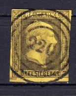 Preussen 3 Silbergroschen Michel 4    1850 - 220 Bütow - Prusse