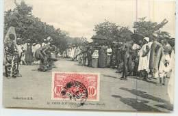 COTE D'IVOIRE  - Tam-Tam Baoulé. - Ivory Coast