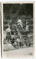 FOTOGRAFIA ORIGINALE SAN MARTINO DI CASTROZZA TRENTO ANNO 1937 - Lieux
