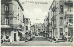 Wenduine - De La Cenceriestraat - Oldtimer ( Verso Zien ) - Wenduine