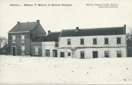 Balâtre - Maison Ve Misson Et Maison Staquet - Paysage Enneigé ( Voir Verso ) - Jemeppe-sur-Sambre