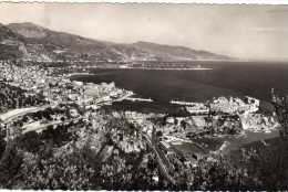 788 - Postal Vista General Monte Carlo Monaco - Monte-Carlo