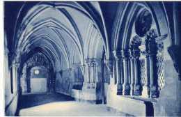 790- Postal Monasterio De Piedra  Sala Capitular, Zaragoza - Zaragoza